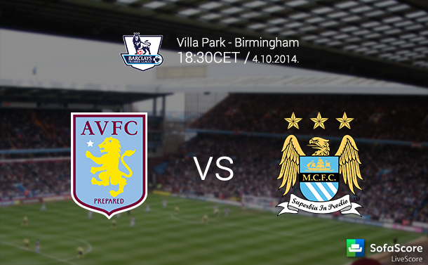 aston villa vs man city