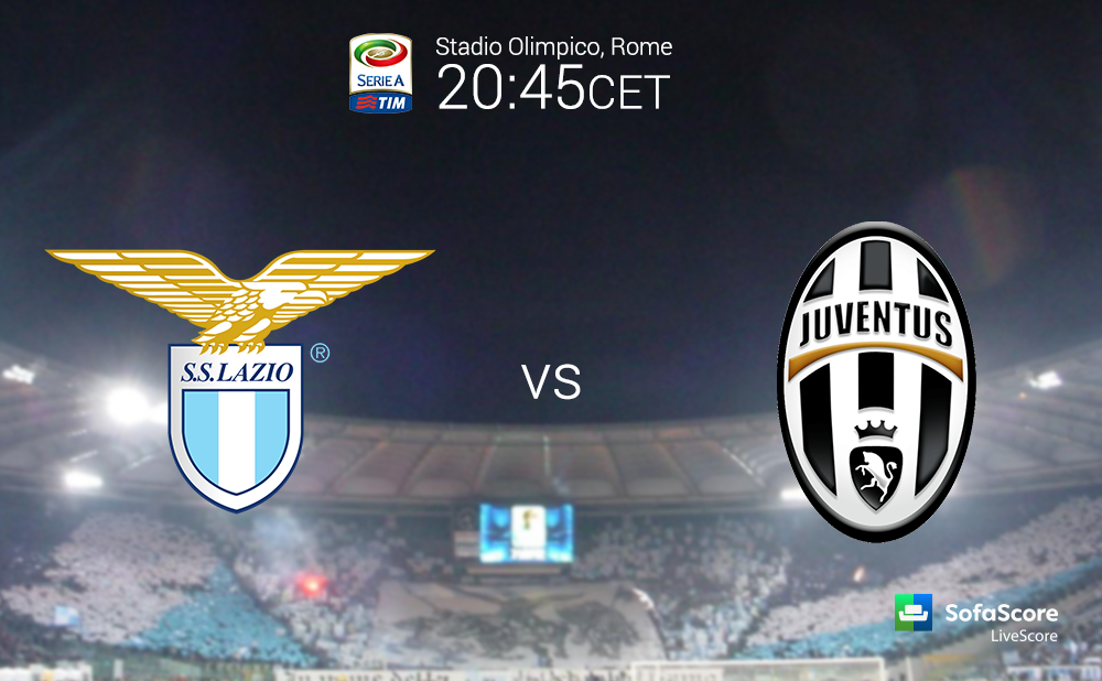 serie a tim 12th round ss lazio vs juventus fc match preview sofascore news. Black Bedroom Furniture Sets. Home Design Ideas
