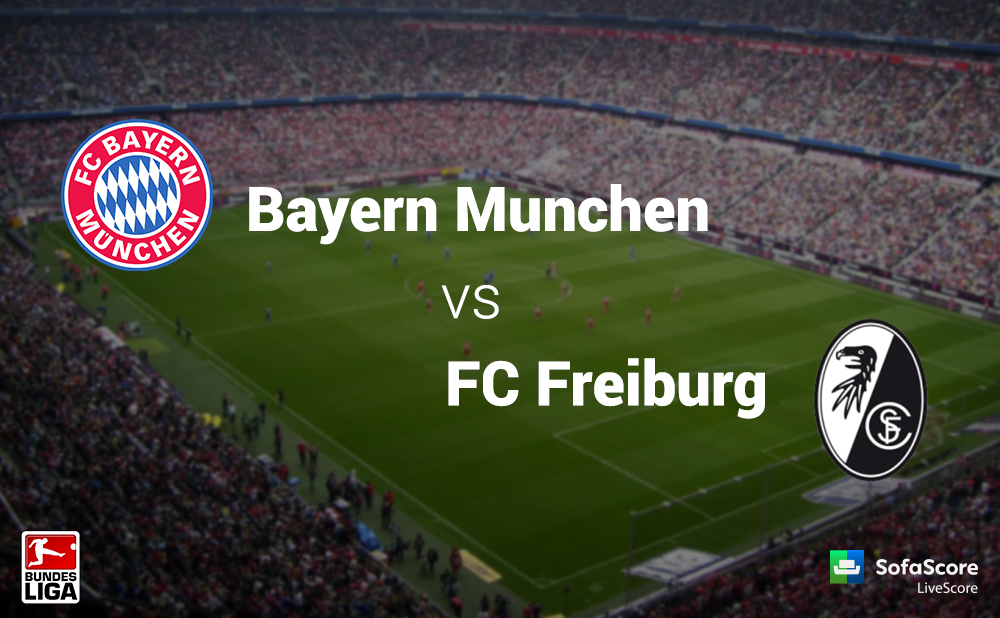 bundesliga 16th round fc bayern munchen vs sc freiburg match preview sofascore news. Black Bedroom Furniture Sets. Home Design Ideas
