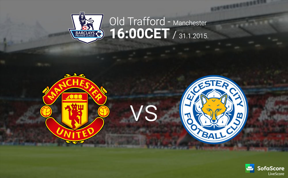 man united vs leicester city - photo #1