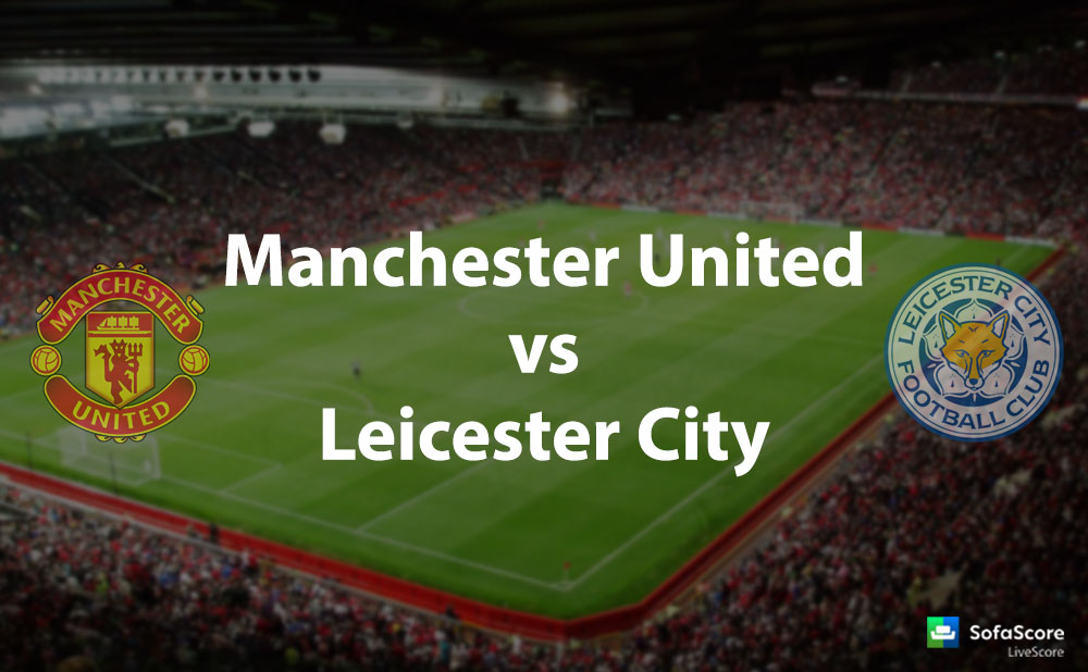man united vs leicester city - photo #29