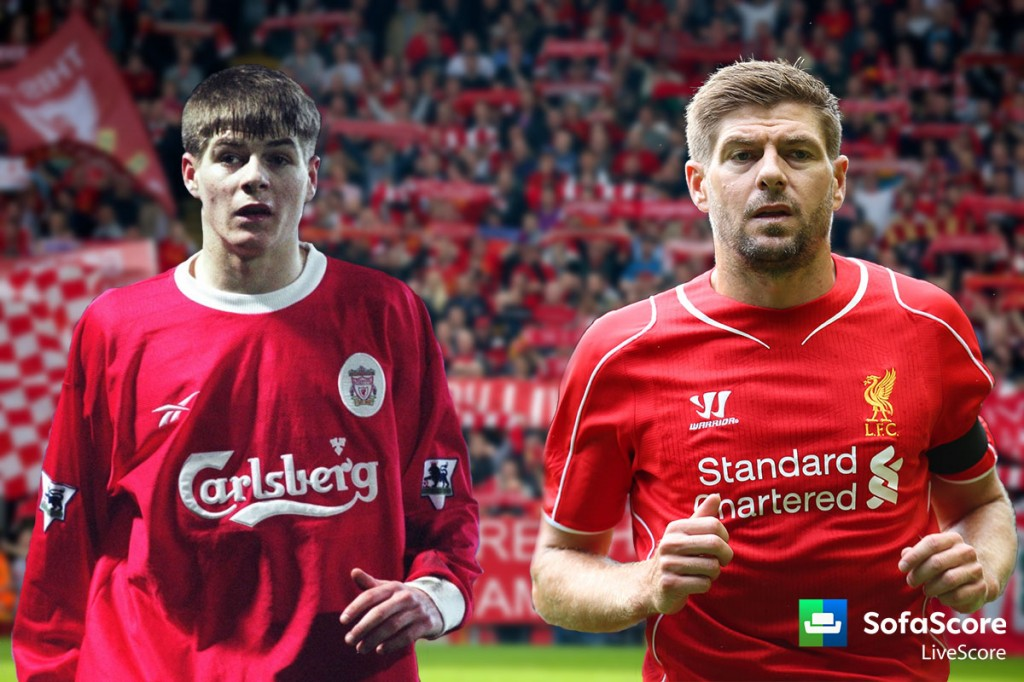 Steven Gerrards 700th appearance for Liverpool SofaScore  : Gerrardbeforenow 1024x682 from www.sofascore.com size 1024 x 682 jpeg 170kB