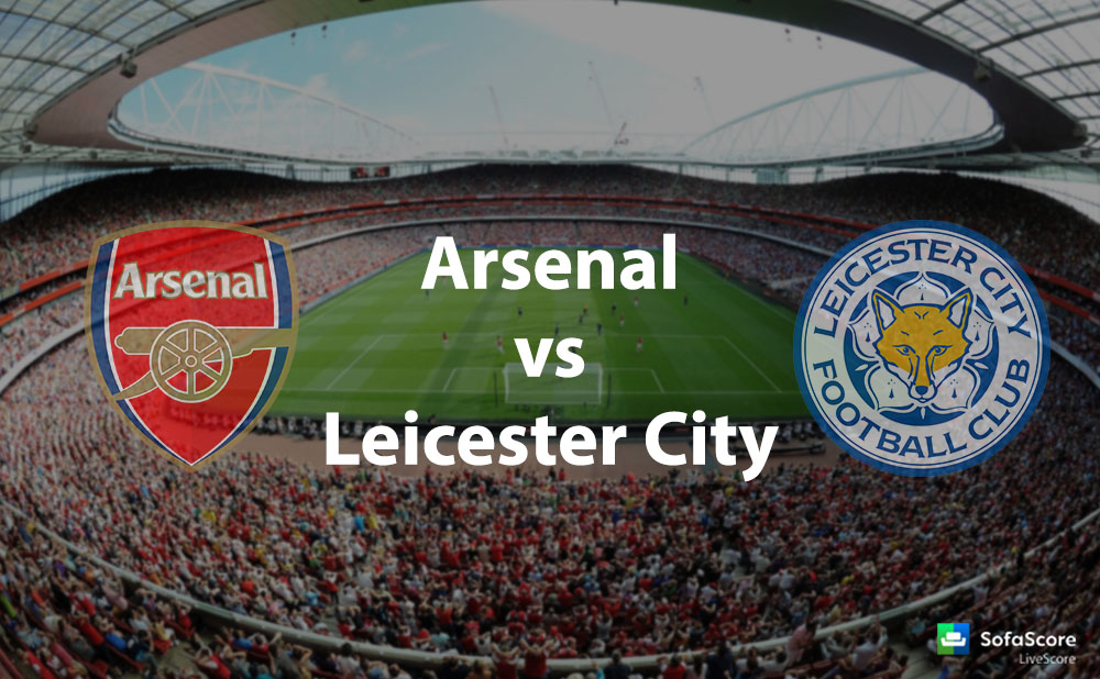 Arsenal Vs Leicester City Match Preview Barclays Premier