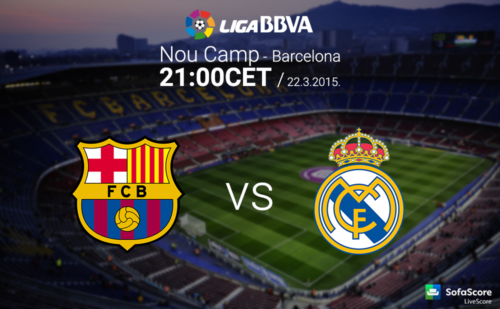 real madrid vs barcelona live Barcelona is set to play real madrid in el clasico today at 11:45 am pacific time at camp nou in barcelona, spain see how to watch and follow live updates from the game here.