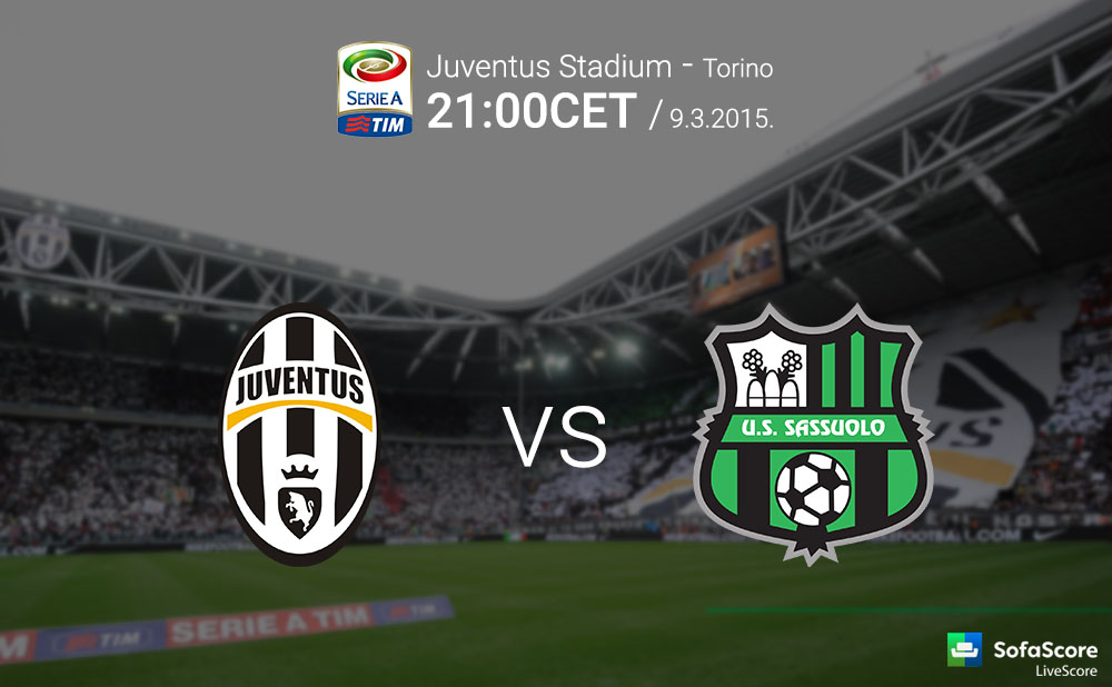 Juventus Vs Sassuolo: Juventus Vs Sassuolo Match Preview: Serie A 26th Round