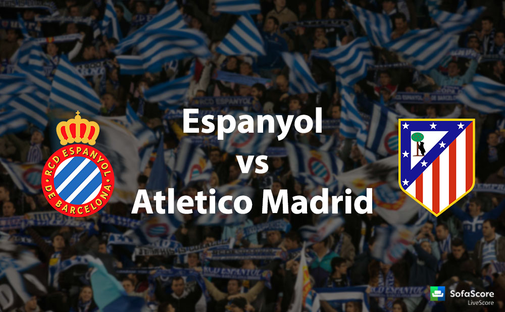 an analysis of the game espanyol vs atletico madrid Espanyol vs atlético madrid live in-play match statistics with team line football charting analysis football clubs who play better for their home games h2h.