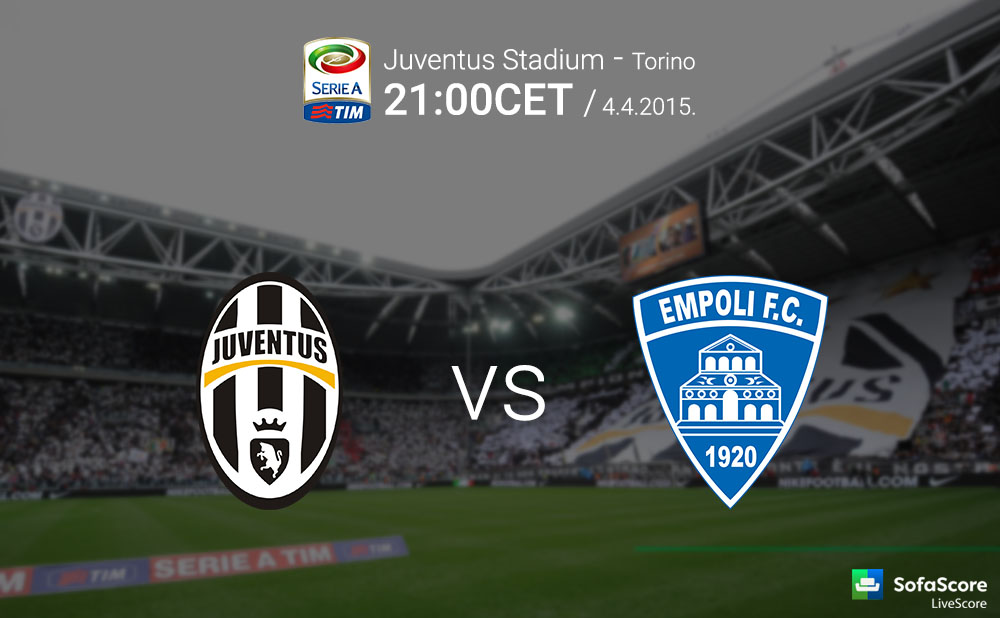 Juventus vs Empoli match preview: Serie A 29th round