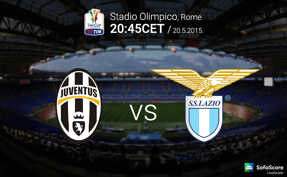 | Juventus vs Lazio match preview: Coppa Italia Final