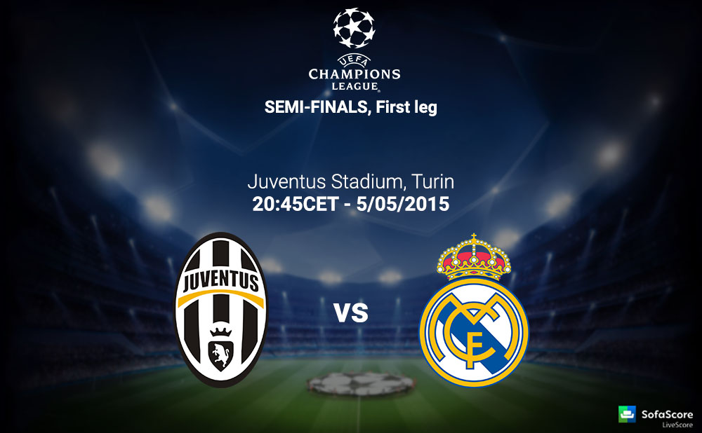 Juventus vs Real Madrid match preview: Champions League ...