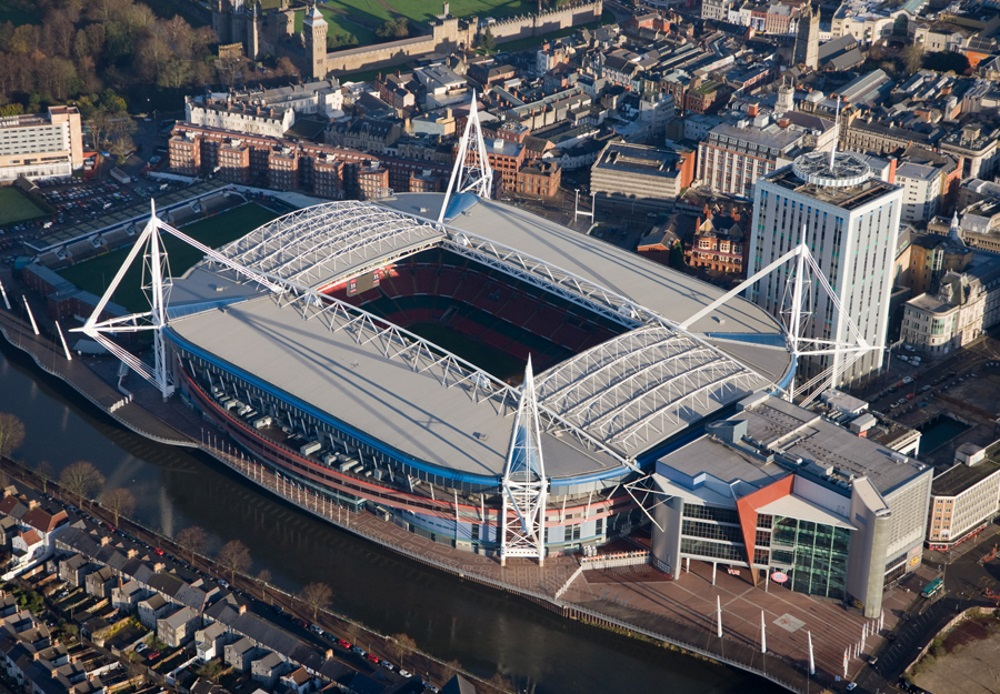 Millennium Stadium will host the Champions League Final  : Sports Stadia Millenium Stadium Cardiff from www.sofascore.com size 1000 x 694 jpeg 339kB