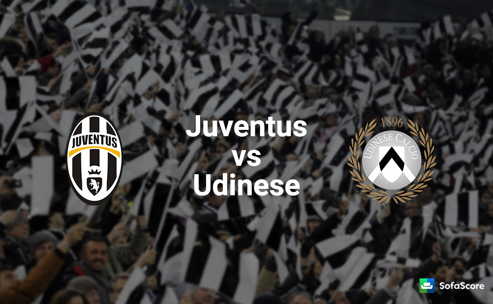 Juventus Vs Udinese Wallpaper: Match Preview & Live Stream