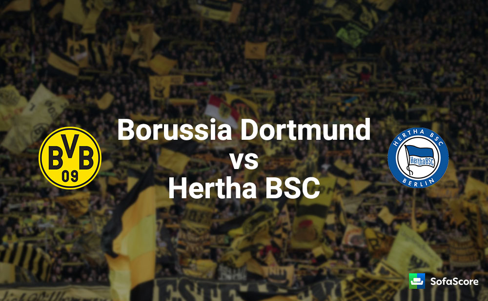 hertha vs dortmund live stream