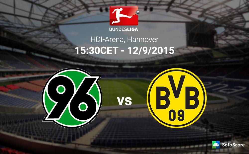 bvb hannover livestream