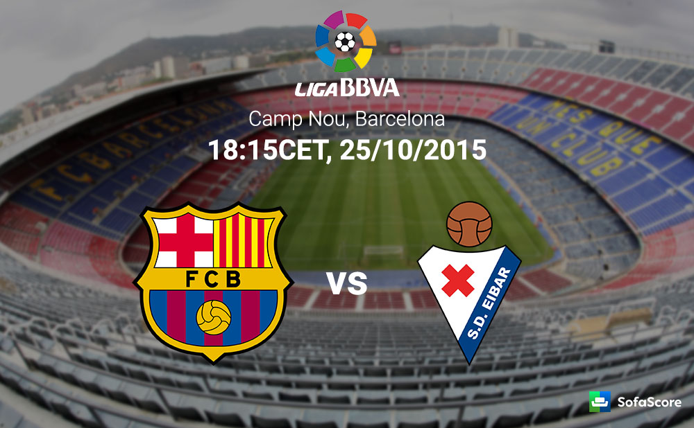 eibar vs barcelona - photo #21