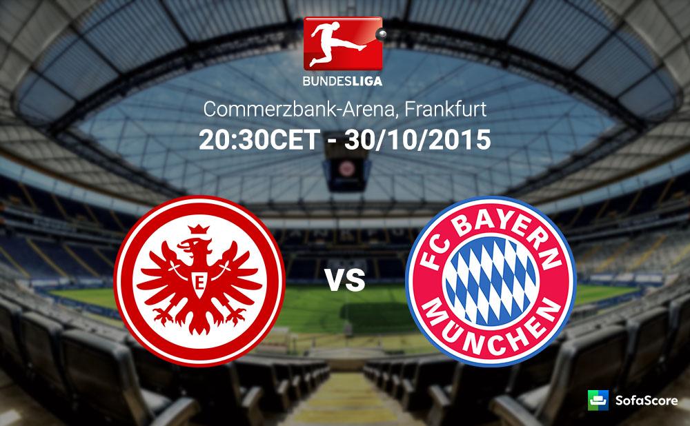 bayern vs frankfurt live stream