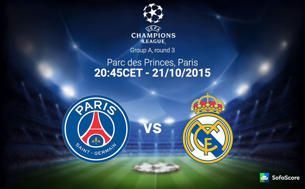 Paris St Germain vs Real Madrid Match preview and Live  : PSG vs Real from www.sofascore.com size 1000 x 618 jpeg 105kB