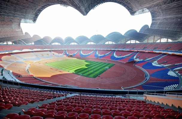Biggest sport stadiums all around the world SofaScore News : Rungrado 1st of May Stadiumm 608x398 from www.sofascore.com size 608 x 398 jpeg 84kB