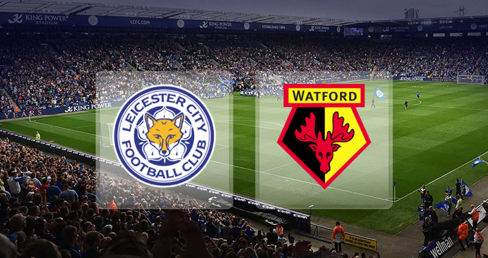 Leicester City vs Watford Live Stream