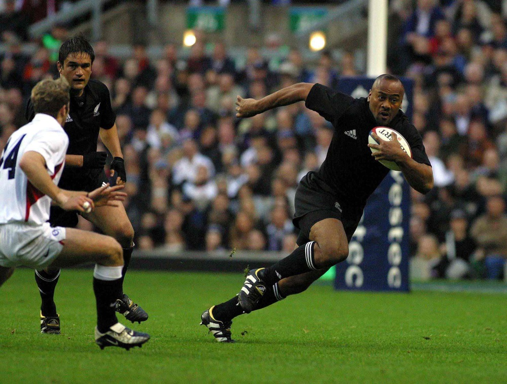 Jonah Lomu dies unexpectedly at the age of 40 - SofaScore News