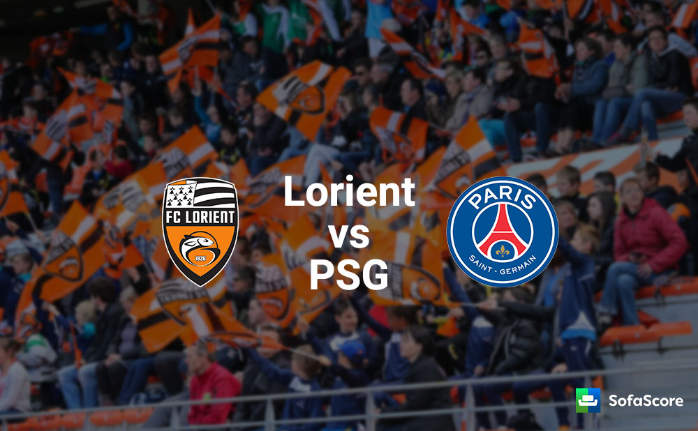 Lorient vs psg match preview live stream info for Lorient match
