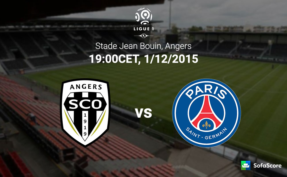 angers vs psg match preview team news live stream sofascore news. Black Bedroom Furniture Sets. Home Design Ideas