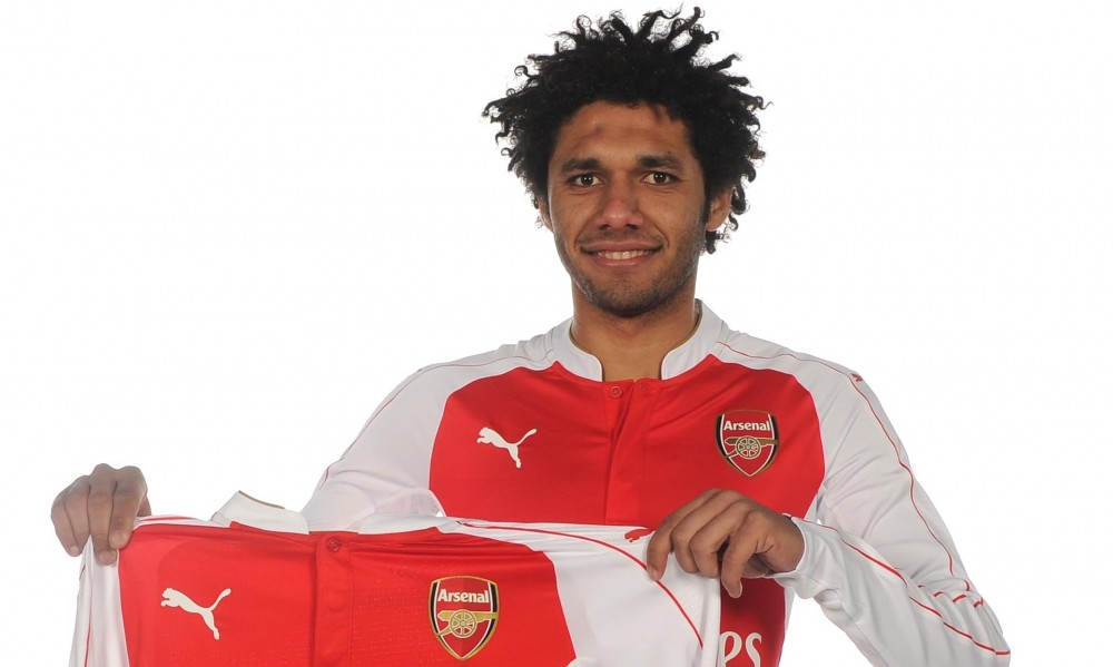 Arsenal midfielder Elneny could make swift weekend debut