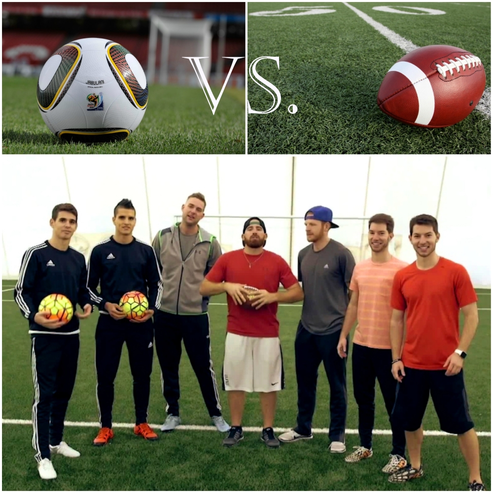 English and american soccer a compare