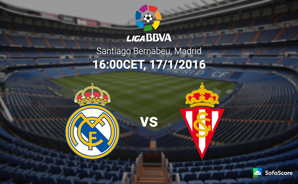 sporting gijon vs real madrid