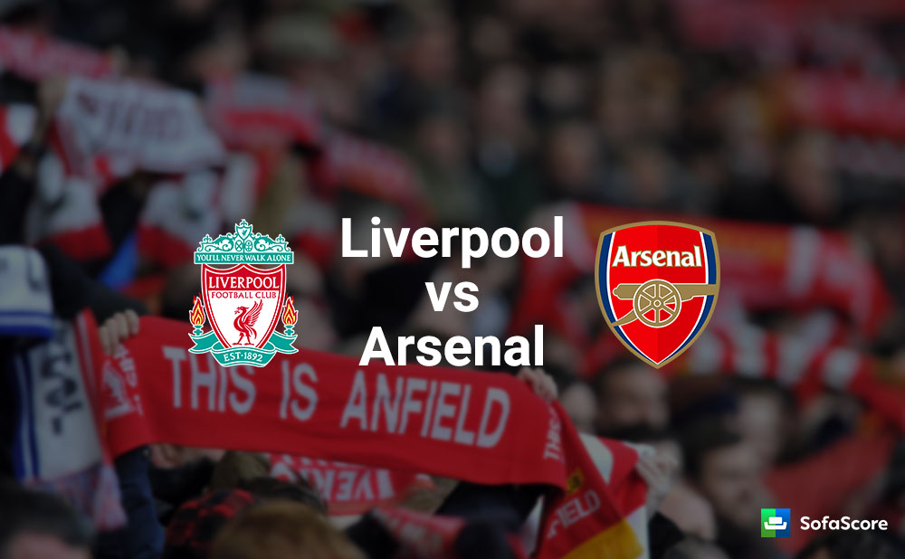 Rencontre arsenal vs liverpool