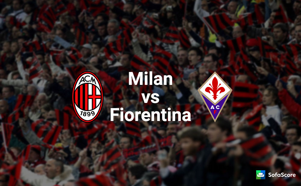 Image result for AC Milan vs Fiorentina live