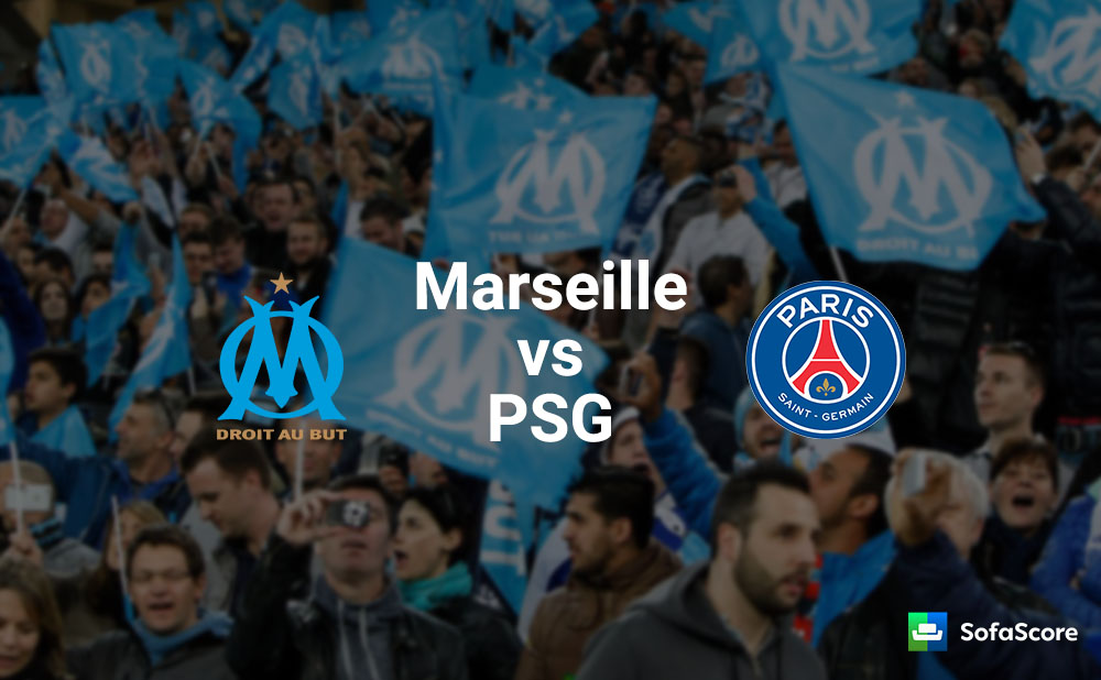 olympique marseille vs psg match preview live stream info sofascore news. Black Bedroom Furniture Sets. Home Design Ideas