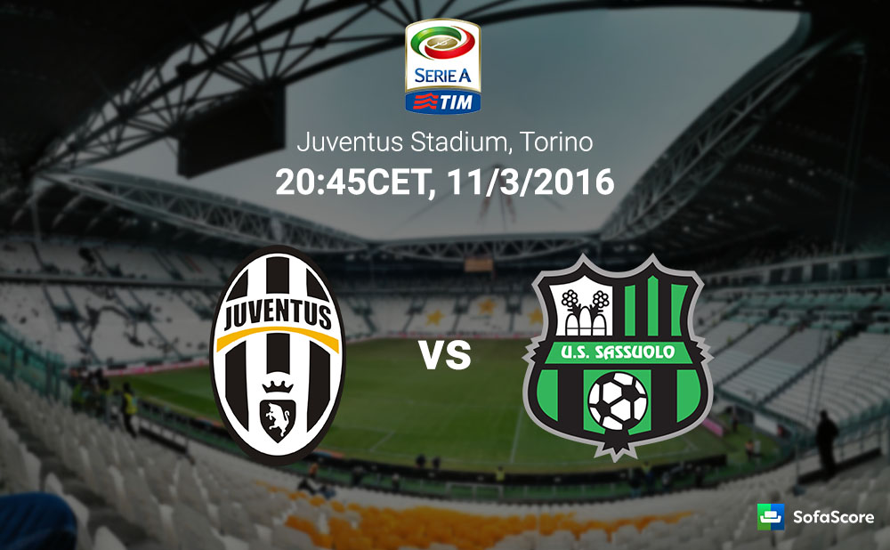 Sassuolo Vs Juventus: Juventus 90 Minutes Away From A New Serie A Record