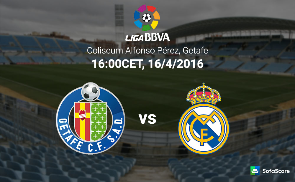 Getafe Real Madrid: Real Madrid To Seal Getafe's Faith