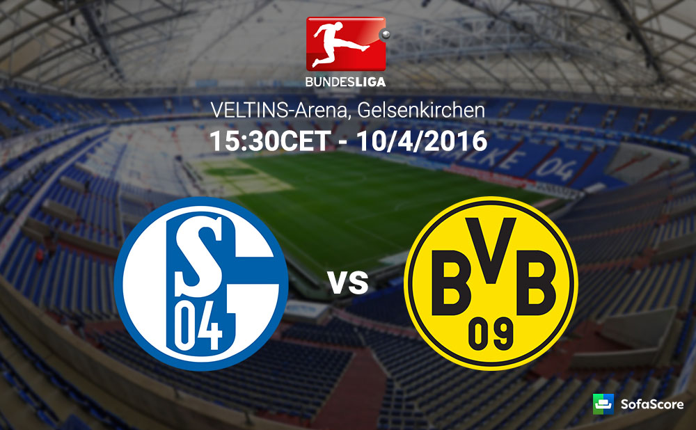 schalke 04 welcome borussia dortmund in another thrilling revierderby sofascore news. Black Bedroom Furniture Sets. Home Design Ideas