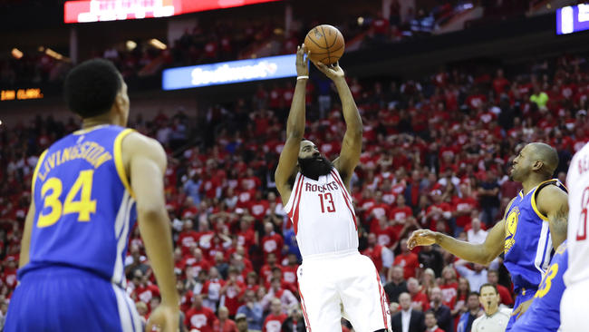 Harden Committed Offensive Foul, Game-Winner Shouldn't Have Counted