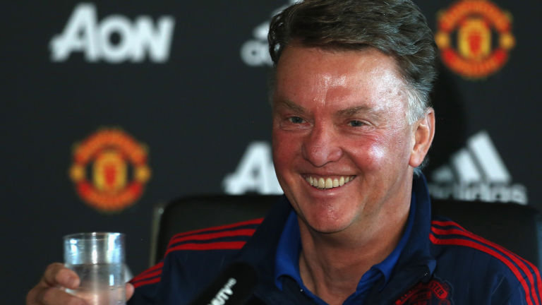 Van Gaal: Fans More Concerned About Trophies Than I Am