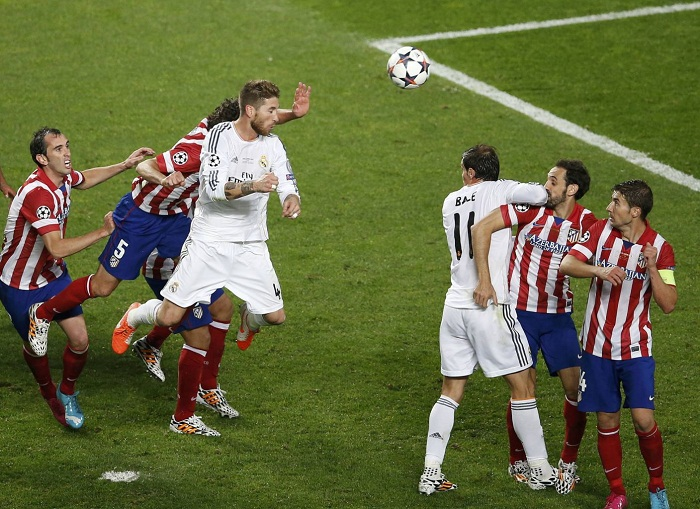 Sergio Ramos Im hungry as ever for UCL victory  : sergio ramos miraculous header in champions league final from www.sofascore.com size 700 x 509 jpeg 156kB