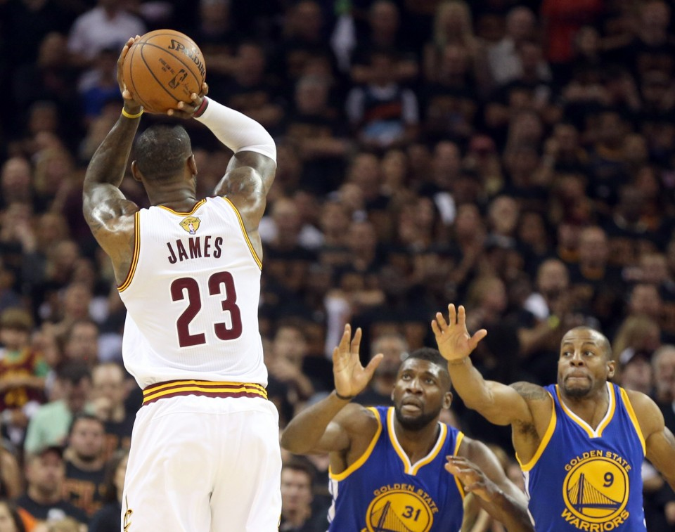 Cleveland Cavaliers Force Game 7 - SofaScore News