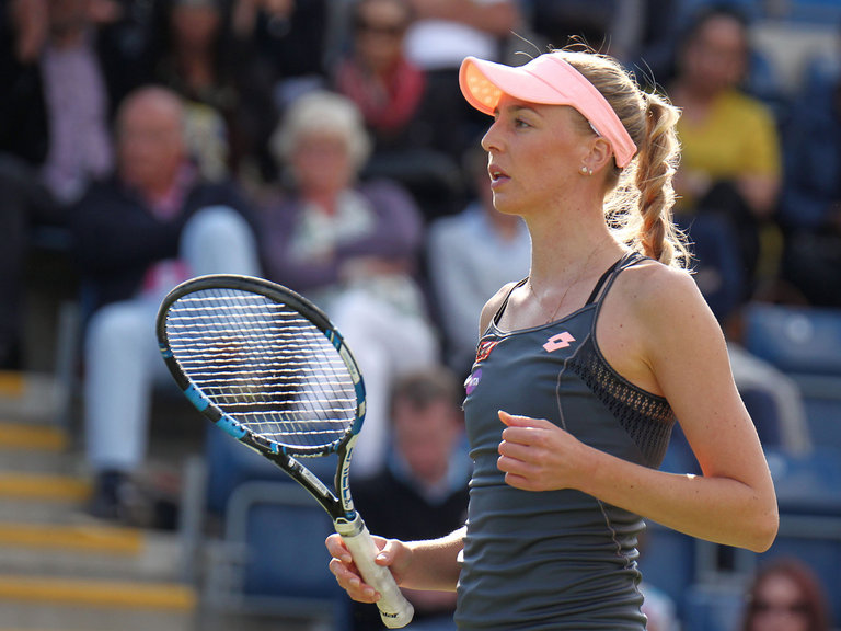Rogers Cup lucky loser