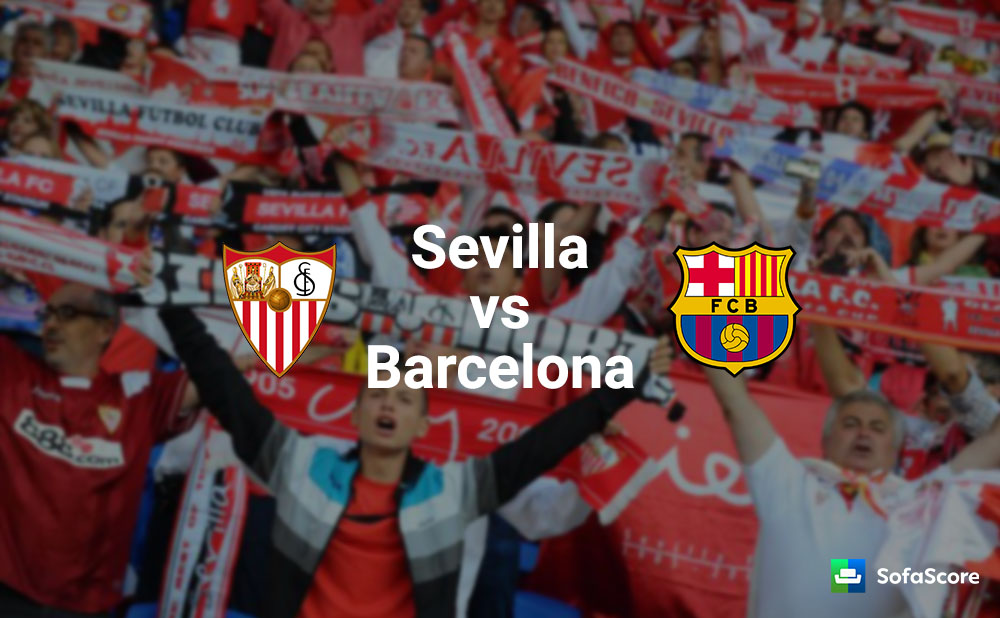 03cde46d0 Leo Messi and Co. are on the hunt for their first trophy of the season as  they face Sevilla in the Spanish Super Cup first leg. Barcelona ...