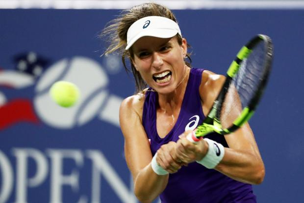 The United Kingdom's Johanna Konta