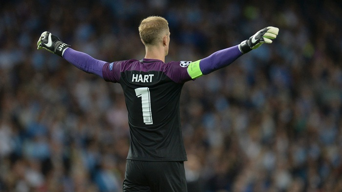 Guardiola wants 'the best' for Hart, working on 'solution'