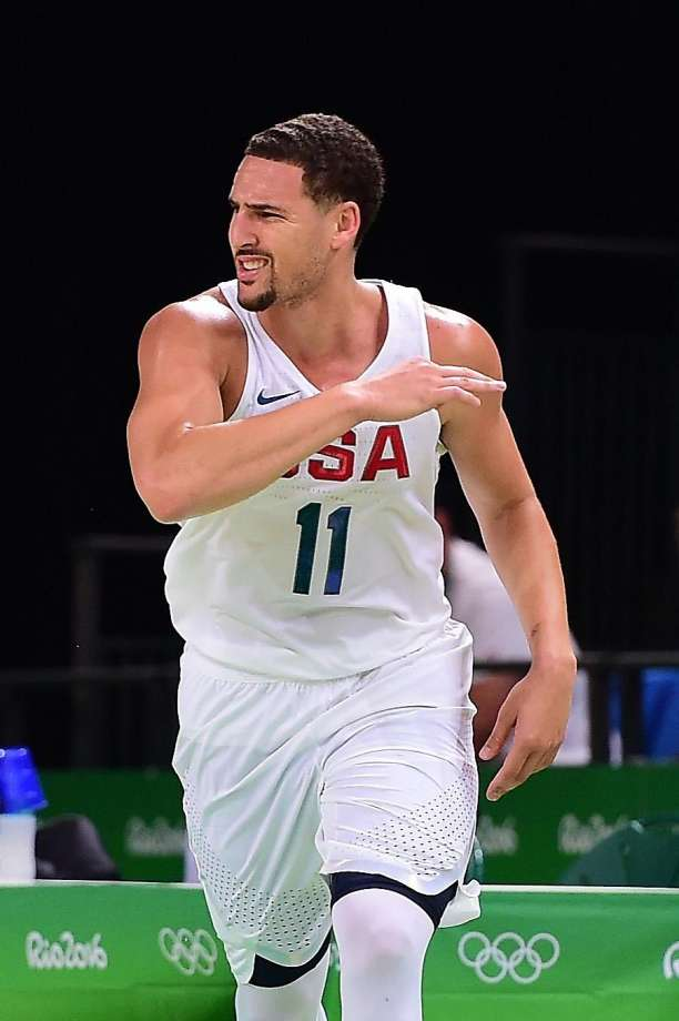 Klay Thompson Nets 30 to Sneak By France 100 97  : klay fra3 from www.sofascore.com size 612 x 920 jpeg 42kB