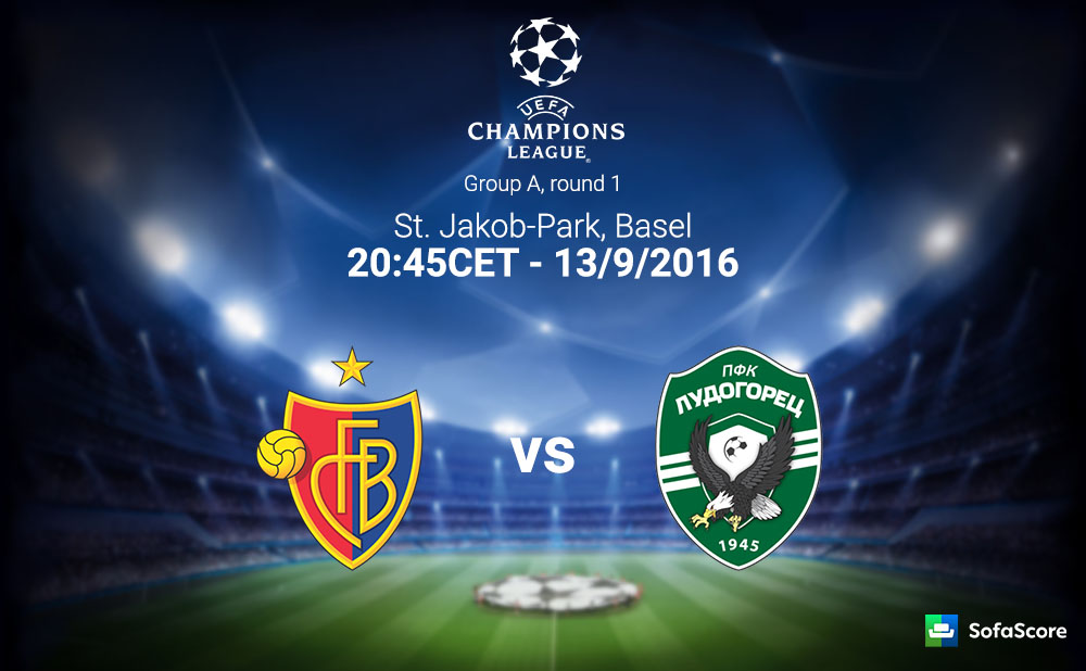 Basel host ludogorets in a clash of two hopeful contenders sofascore