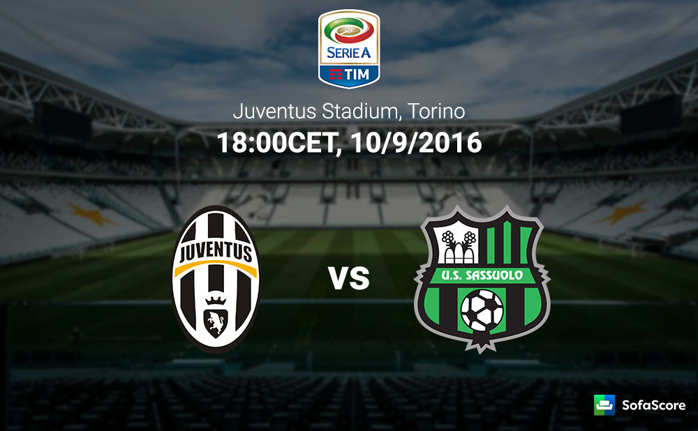 Sassuolo Vs Juventus: Juve To Continue Their Successive Home Record Against