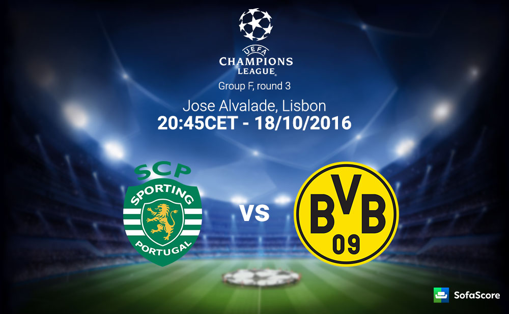 bvb vs sporting