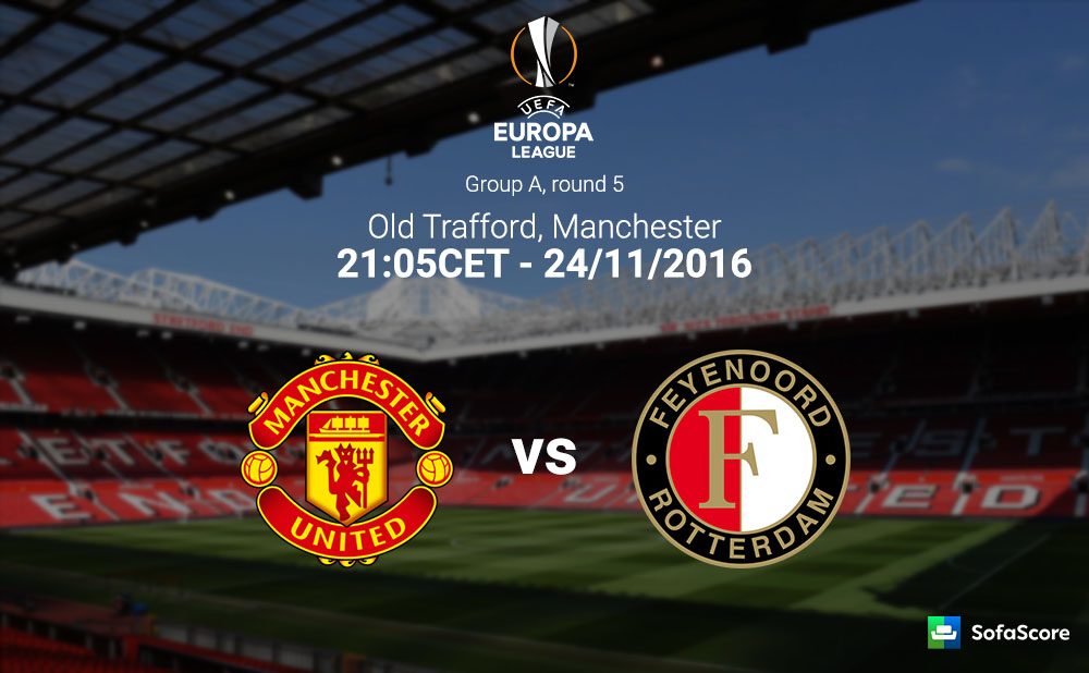 manchester united vs feyenoord