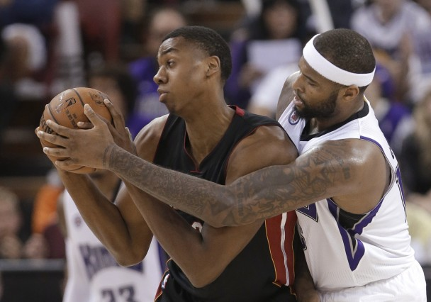 Dragic scores 25 and Heat rally in OT, top Kings 108-96