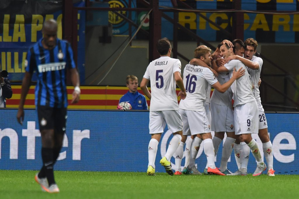 Kalinic celebrates hat-trick against Inter