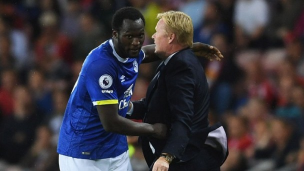 Lukaku cannot fulfil his potential at Everton, admits boss Koeman